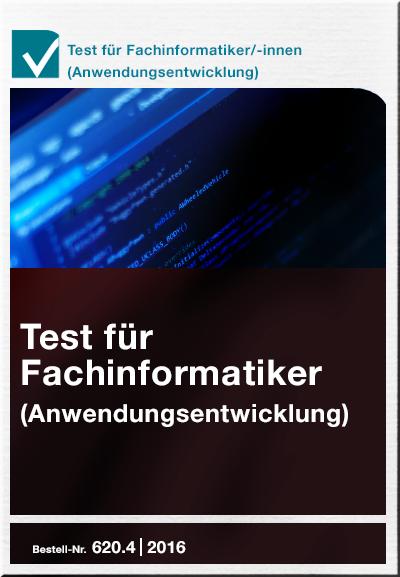 Cover Test für Fachinformatiker (Anwendungsentwicklung)
