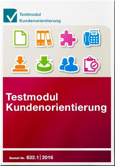 Cover Testmodul Kundenorientierung