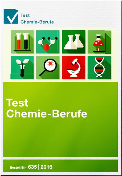 Cover Test Chemie-Berufe