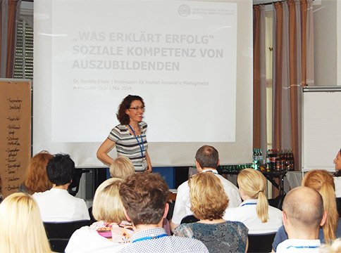 Vorträge zum Thema Azubi-Marketing, Workshops in diversen Formaten