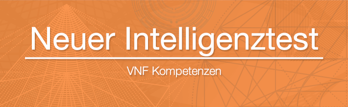 Intelligenztest VNF Kompetenzen