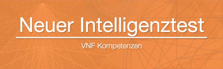 Intelligenztest VNF Kompetenzen
