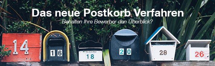 Postkorb Verfahren Eignungstest Ausbildung
