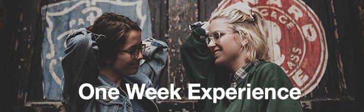 Berufsorientierung Praktikum Probearbeit Ausbildung One Week Experience