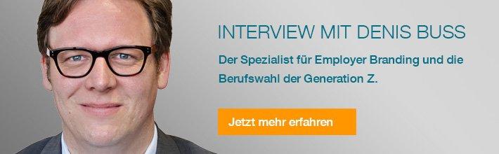 Denis Buss Einstieg Interview 2017