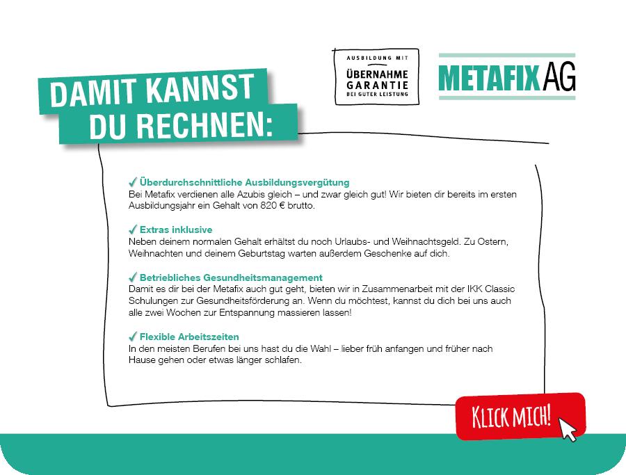 Zwischenseite_Metafix_Informationen zur Ausbildung