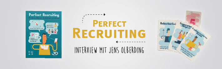 Perfect Recruiting Spiel - Interview mit Jens Olberding