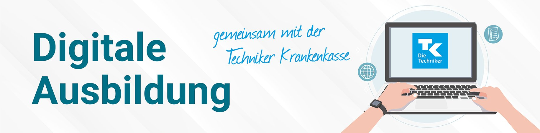 TK-Webinar - Digitale Ausbildung