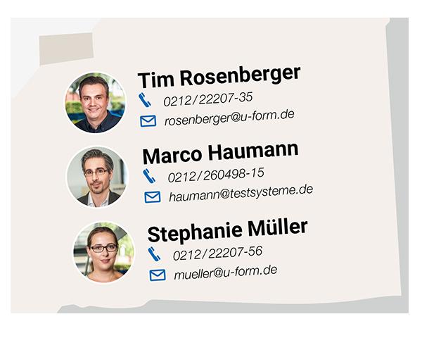 Kontakt: T. Rosenberger, M. Haumann, S. Müller