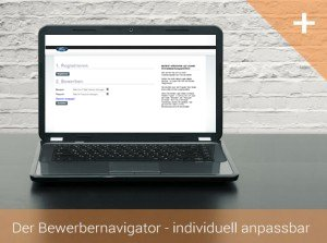 u-form Bewerbernavigator - Thumbnail individuelle Startseite Ford