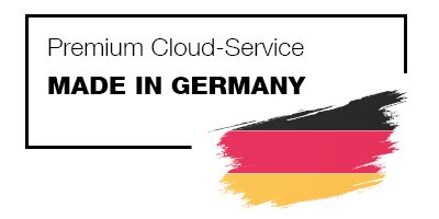 u-form Cloud-Service: Made in Germany